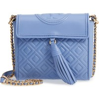 Tory Burch Fleming Quilted Leather Crossbody Bag | Nordstrom