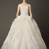 Wedding Dresses, Bridal Gowns by Vera Wang | Iconic