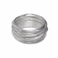 Wide Twisted Sterling Silver Wire Wrapped Ring, 925 Sterling Silver Ring