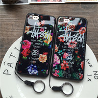 Cute On Sale Hot Deal Stylish Iphone 6/6s Floral Apple Soft Iphone Phone Case [11405164431]