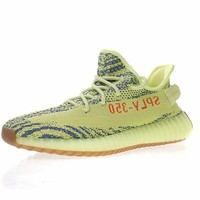 Adidas Yeezy 350 Boost V2 Sneaker ¡°Yellow&Blue¡± CP9652