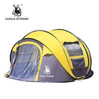 Large Automatic pop up tent