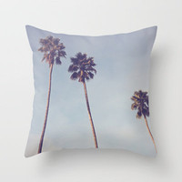 Sunshine & Warmth Throw Pillow by CMcDonald | Society6