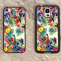 Pineapple Patterns iPhone Case-Flowers iPhone 5/5S Case,iPhone 4/4S Case,iPhone 5c Cases,Iphone 6 case,iPhone 6 plus cases,Samsung Galaxy S3/S4/S5-148