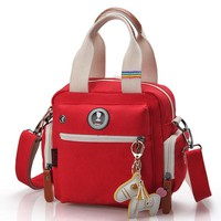 Fashion Women Backpack Small Bags Female Shoulders Bag Casual Canvas Backpack For Teenager Girls Mochila