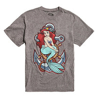 Disney The Little Mermaid Anchor T-Shirt