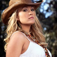Carrie Underwood Poster Sassy Cowboy Hat 24inx36in