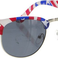 Glassy Morrison Flag Sunglasses