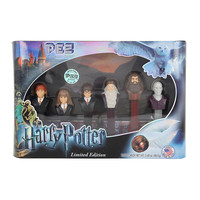 Harry Potter Pez Collector's Series Set