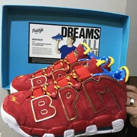 """Nike Air More Uptempo """"BPM"""" Charity Edition US 7-12"""