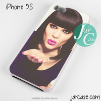 Kiss by jessie j Phone case for iPhone 4/4s/5/5c/5s/6/6 plus