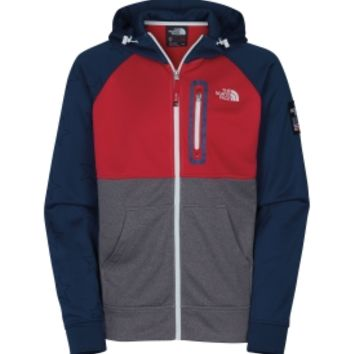 The North Face Men's Full Zip Hoodie - USA