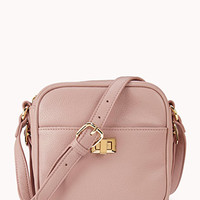 Classic Faux Leather Camera Bag | FOREVER 21 - 1078954585