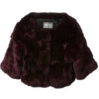 Meteo By Yves Salomon Fur Cape