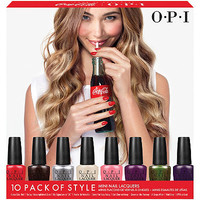 Coca-Cola by OPI Pack of Style Mini Pack