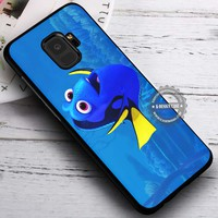 Baby Dory Finding Dory iPhone X 8 7 Plus 6s Cases Samsung Galaxy S9 S8 Plus S7 edge NOTE 8 Covers #SamsungS9 #iphoneX