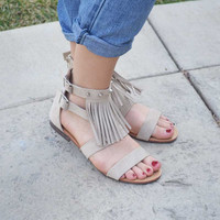 Step Out In Style Sandals