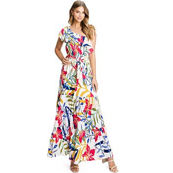 Island Dream Maxi Dress