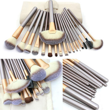 Makeup Brushes Make up Professional Brush Set 3 Brand New Cosmetics Kit Gift