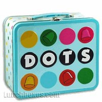 Dots Classic Lunchbox - Lunchboxes.com