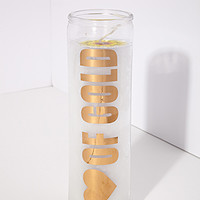 Sisters of Los Angeles Heart of Gold Candle