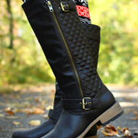 Country Cruise Boot - Brown