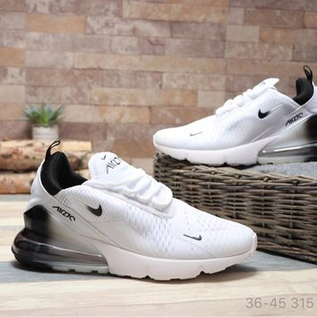Nike Air Max 270 Men's and women's cheap nike shoes