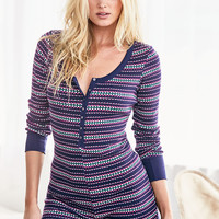 Thermal Sleep Romper - Victoria's Secret