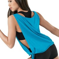 Open Side Tie Tank Top - Balera