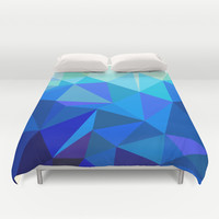 Geometric No.21 Duvet Cover by House of Jennifer