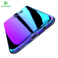 FLOVEME Changing Color Case For Samsung Galaxy S8 Note 8 Case Plating Gradual Cover For Samsung S7 S6 Edge A5 A3 Case