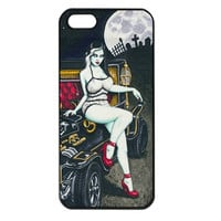 Munster Mobile phone case with pin up Lilly