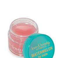 FOREVER 21 Watermelon Flavored Lip Balm Pink One