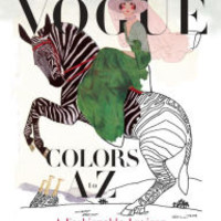 Vogue Colors A to Z: A Fashion Coloring Book
