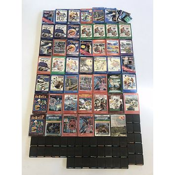 Intellivision Games - Game, Box, Manual, Overlays - Pick from List