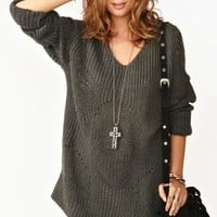 Haven Knit - Charcoal