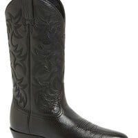 Men's Ariat 'Heritage' Leather Cowboy R-Toe Boot