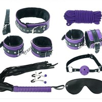 Hot Deal On Sale Sex Toy Set Toy 925 Handcuffs [9223127491]