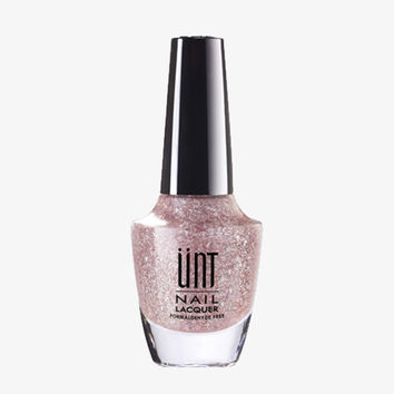 UNT Silver Lining Nail Polish -EA005 (Love Captain Collection)