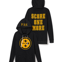Pittsburgh Steelers Full-Zip Hoodie