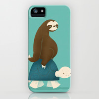 Slow Ride iPhone & iPod Case by Jay Fleck