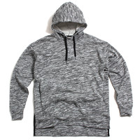 Rugger Pullover Hoody Static Grey