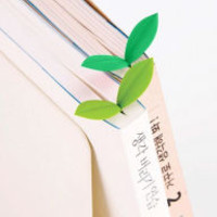 Sprout Bookmarks - Set of 6