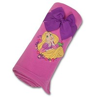 Disney Tangled Rapunzel Fleece Throw Blanket
