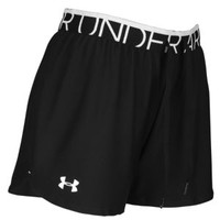 Under Armour Heatgear Play Up Short - Women's at Lady Foot Locker