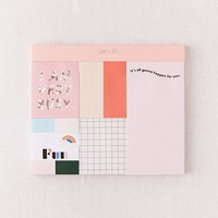 ban.do I Am Very Busy Sticky Note Set | Urban Outfitters