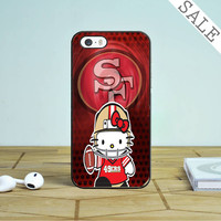 49Ers Hello Kitty iPhone 4 |4S Case