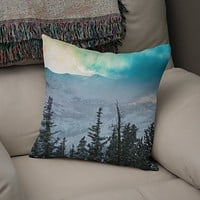 Rock Candy Mountain Decorative Throw Pillow Cover- 5 Sizes