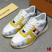 LV Louis Vuitton New Fashion Men Casual Sport Shoes Sneakers
