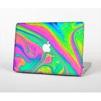 The Neon Color Fushion V3 Skin Set for the Apple MacBook Air 11""
